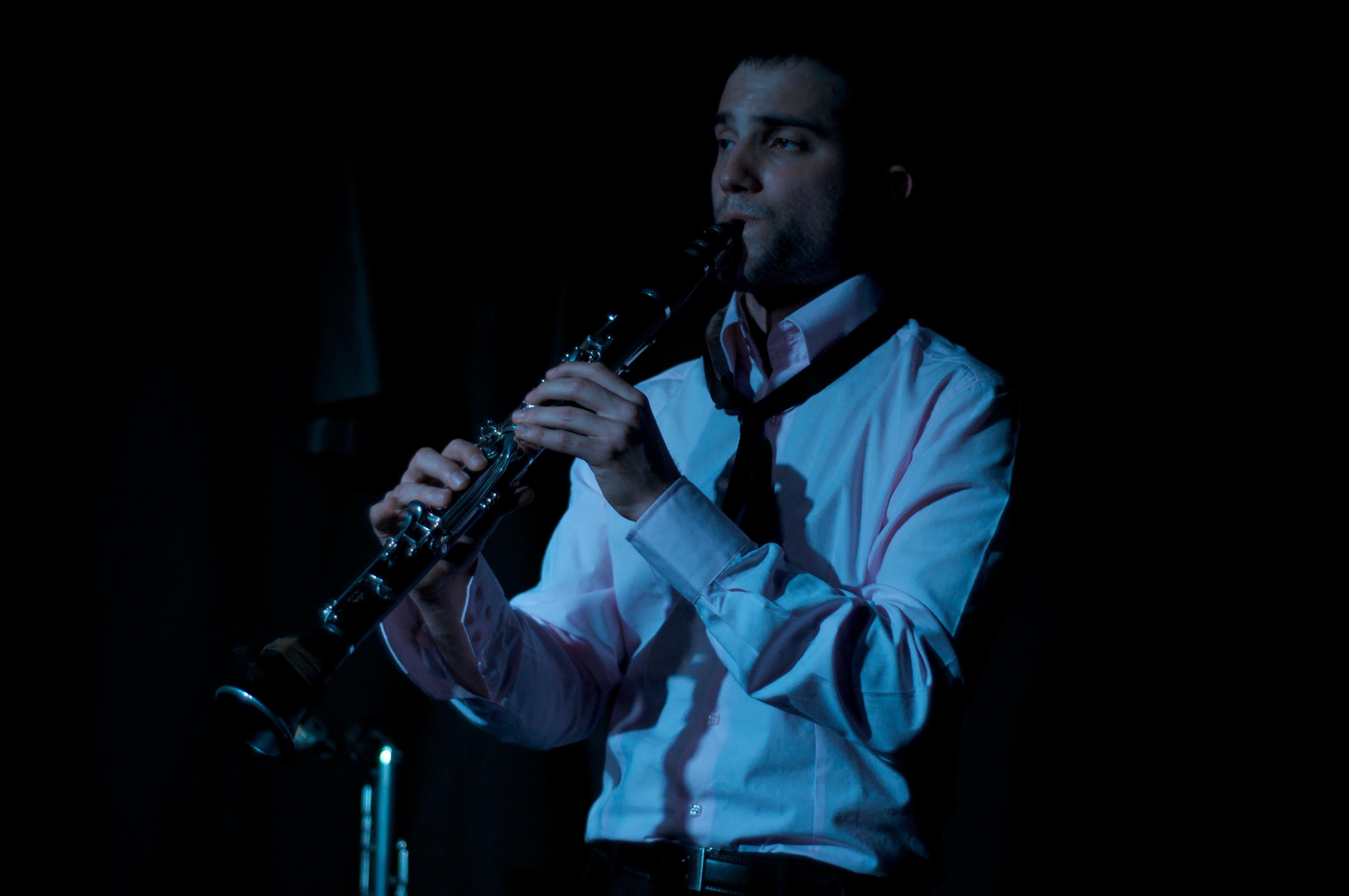 Clément CARATINI – Clarinette