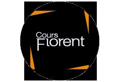 cours florent logo