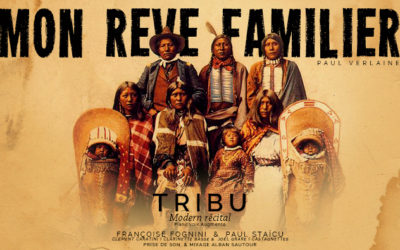 TRIBU MODERN RECITAL N°1 Mon Rêve Familier